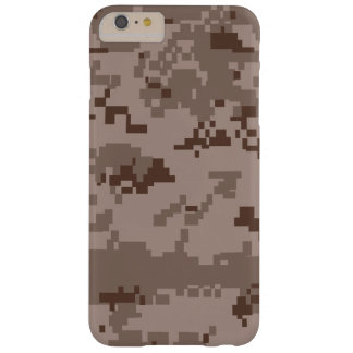 Marine Corps Desert Camouflage iPhone 6 Plus Case