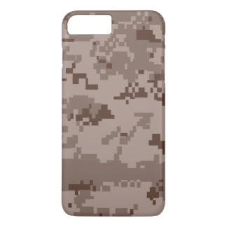 Marine Corps Desert Camouflage iPhone 7 Plus Case