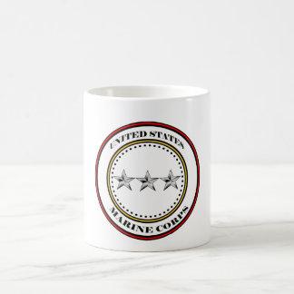 Marine Corps LtGen Lieutenant General 0-9 Coffee Mug