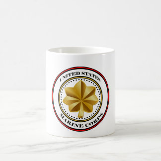 Marine Corps Maj Major 0-4 Coffee Mug