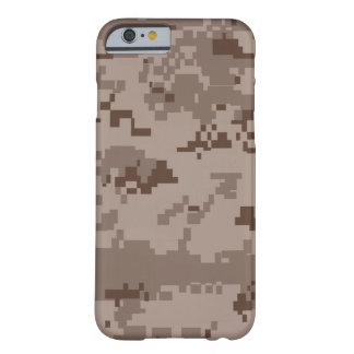 Marine Corps MARPAT Desert Camouflage iPhone6 Case Barely There iPhone 6 Case