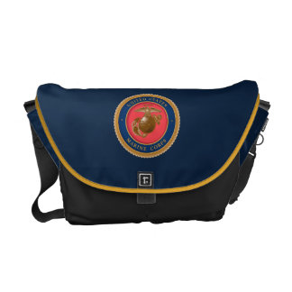 Marine Corps Seal 2 Commuter Bag