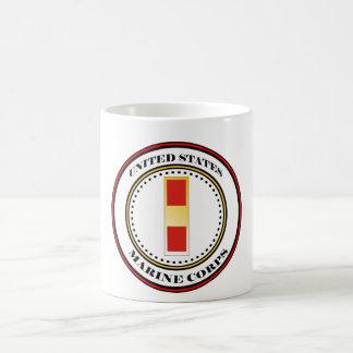 Marine Corps Warrant Officer WO W-1 Coffee Mug