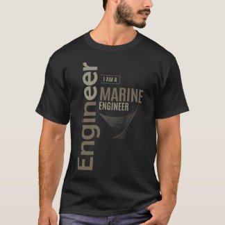 Marine Engineer T-Shirt