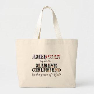 Marine Girlfriend Grace of God Bag