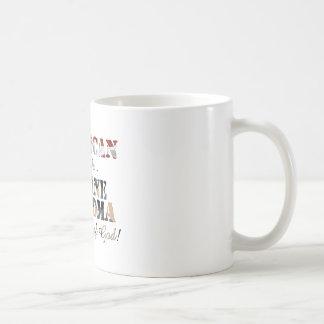 Marine Grandma Grace of God Coffee Mugs