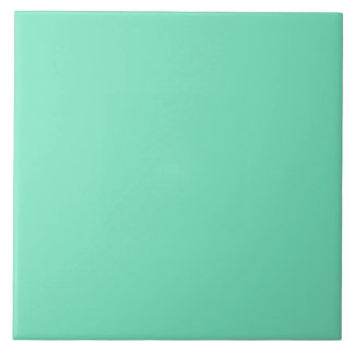 Marine Green Blue Aqua Turquoise 2015 Color Trend Ceramic Tile