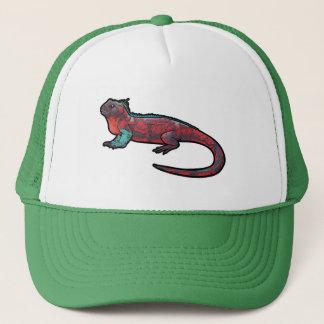 Marine Iguana Trucker Hat
