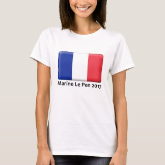 Marine Le Pen 2017 apparel T-Shirt