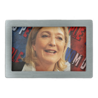 Marine Le Pen Belt Buckle