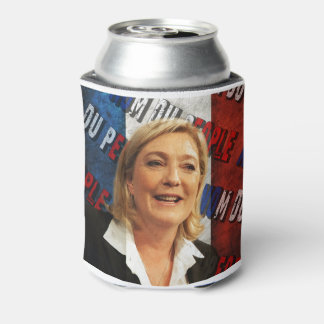 Marine Le Pen Can Cooler