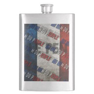 Marine Le Pen Flask