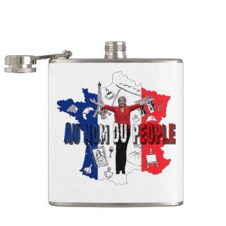 Marine Le Pen Flasks