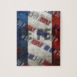 Marine Le Pen Jigsaw Puzzle