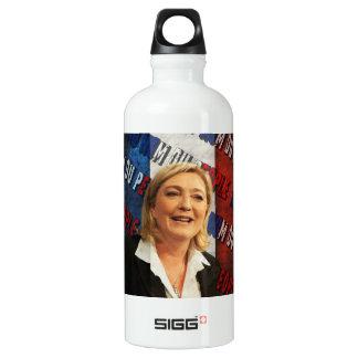 Marine Le Pen Water Bottle