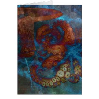 Marine Life (Large) Card