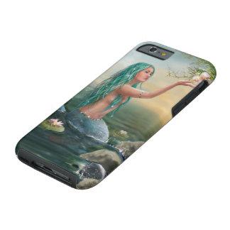 Marine Mermaid Tough iPhone 6 Case