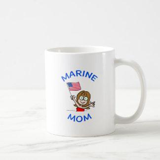 marine mom marines corps patriotism mug