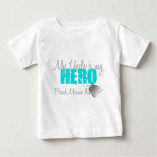 Marine Niece Uncle Hero T Shirt
