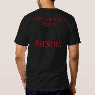 MARINE RUN!!! T-SHIRTS