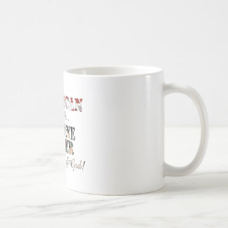 Marine Sister Grace of God Coffee Mug