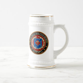 Marine Special Operations Regiment (MSOR) [3D] Beer Stein