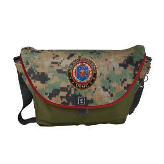 Marine Special Operations Regiment (MSOR) [3D] Messenger Bags