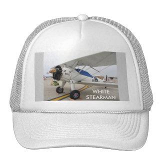 Marine Stearman, WHITE  STEARMAN Trucker Hat