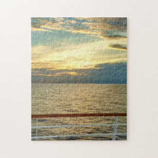 Marine Sunrise Puzzles