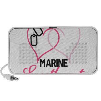 Marine Sweetheart Travel Speaker