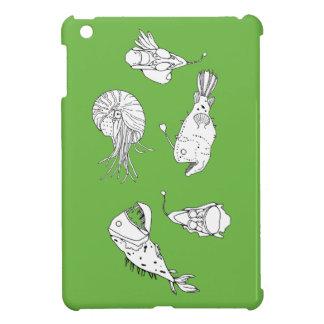 Marine theme iPad mini cover
