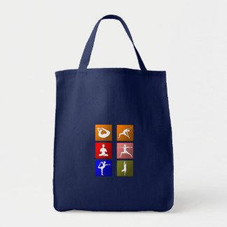 Marine Yoga Bag