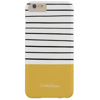 MARINERASYELLOW BARELY THERE iPhone 6 PLUS CASE