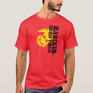 MARINES- SEMPER FIDELIS T-Shirt