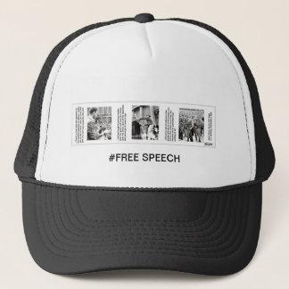 Mario Savio Free Speech Trucker Hat