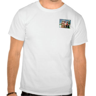 Mario Side Pocket T Shirt