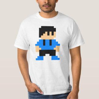 Mario Style 8bit Brady t shirt