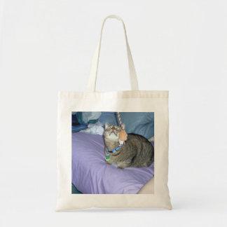 Mario The Cat Tote Bag