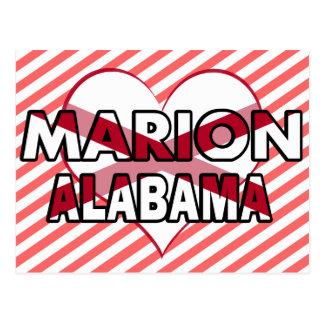 Marion, Alabama Post Card