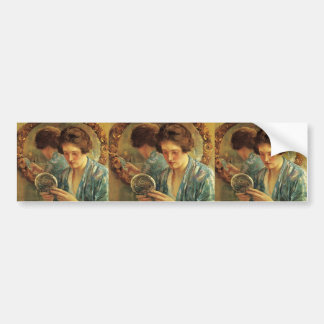 Marion by Guy Rose Bumper Stickers