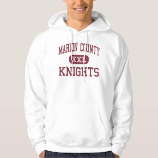 Marion County - Knights - High - Lebanon Kentucky Hoodie