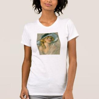 Marion Davies 1920 painted portrait hat T-shirt