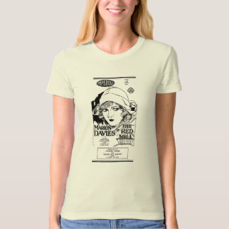 Marion Davies Red Mill 1927 advertisement Shirt