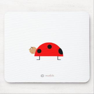 MariQUITA ROJA Mouse Pads