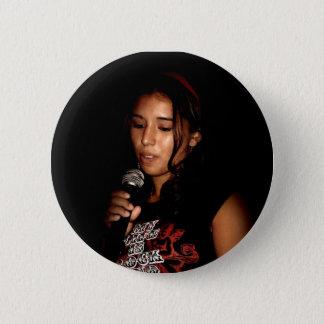 Marisa 6 Cm Round Badge
