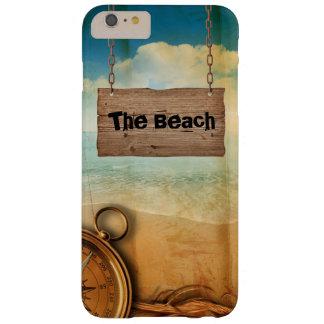 Maritim Design with Name iPhone 6Plus Case