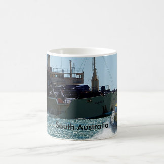Maritime Meeting Coffee Mug