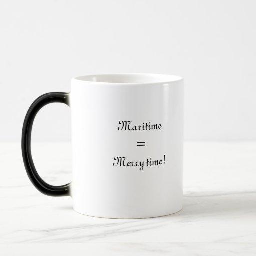Maritime Sailor Mug