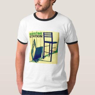 Maritime Station Album Cover T-Shirt