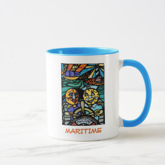 Maritime  - Time Pieces Mug
